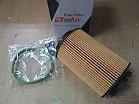 "Фильтр топливный на VW Caddy III 1.9-2.0 TDi, Audi, Skoda Octavia (1Z3) 1.9-2.0; ""SOLGY"" 102025 - Испания, фото 1"