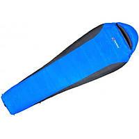 Спальный мешок Terra Incognita Siesta 100 L blue / gray (4823081501503)
