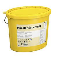 """StoColor Supermatt 15 л, Силиконо-силикатная краска """"ПРЕМИУМ КЛАССА"""""""