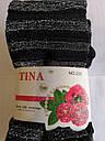 Жіночі капронові шкарпетки люрекс, фото 4