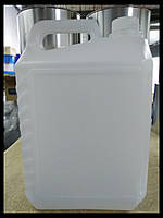 Канистра пластиковая 5 литров, фото 1