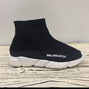 Кроссовки Balenciage (31-36) р Cosby Китай чёрные P111