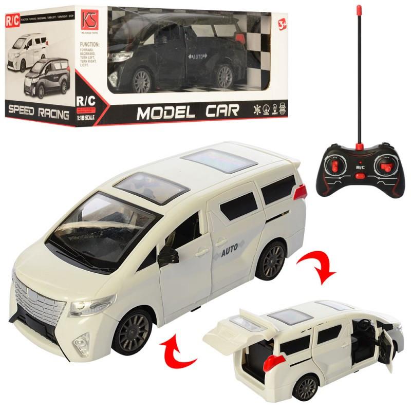 Минивен (микроавтобус) на радио управлении, масштаб 1:18, 2424A