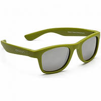 Koolsun Wave - Солнцезащитные очки (3-10 лет), цвет оливковый, фото 1