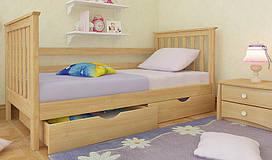 Дитяче дерев'яне ліжко Аріана фабрики Woodland