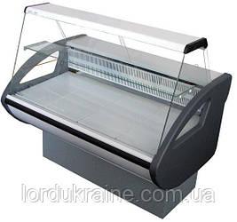 Холодильная витрина Rimini-1,0 Н с плоским стеклом