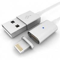 Магнитный кабель для Iphone Magnetic Cable СЕРЫЙ