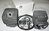 Циліндр з поршнем Zenoah 40F-3, покриття хром, фото 1