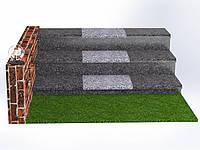 Плитка гранитная для ступеней Старобабаны (Размер - 300×400×30), фото 1