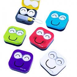 Дорожный набор для контактных линз«Смайл»