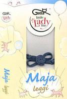 Лосины для девочки капроновые Gatta Польша сливовые Maja leggi 01