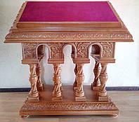 Тетрапод аналой для храма церкви, фото 1