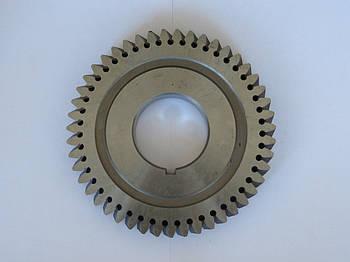 Шевер дисковий М3.5 Ø180 Z-47 градус 20* β15* Тип В Р18 ГОСТ8570-80