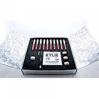 Набор жидких матовых помад Kylie KY-1 полный комплект
