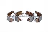Колодка тормозная барабанная AUDI 80, SKODA FABIA, Volkswagen GOLF (производство Bosch) (арт. 0 986 487 270), ACHZX