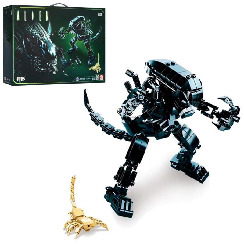 Конструктор SLUBAN робот, 442дет, M38-B0720B