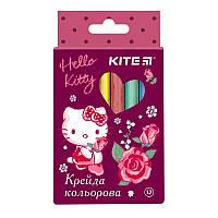 """Мел цветной Kite, 12 шт. """"Hello Kitty"""", HK19-075"""