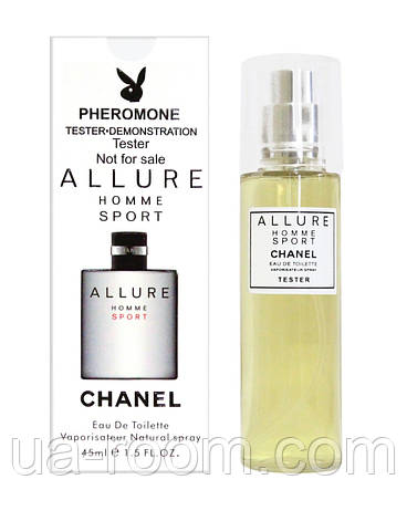 Мужской, тестер 45мл. Chanel Allure homme Sport, фото 2
