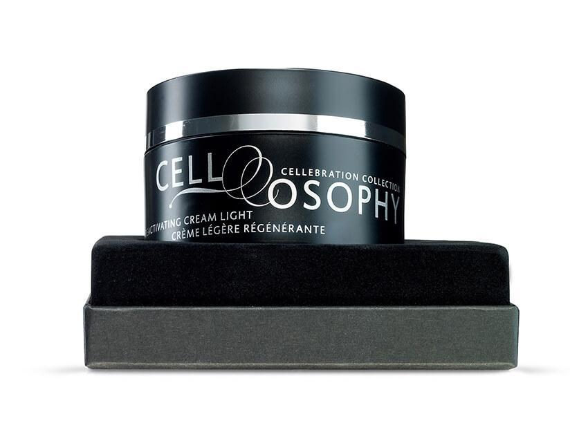 Лёгкий омолаживающий крем Cellosophy Dr. Spiller 50мл