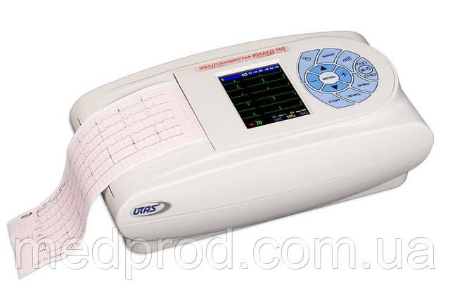 Электрокардиограф ЮКАРД-100 3-6-12 канальный ЭКГ