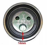Ролик натяжной DACIA (производство Ina) (арт. 531 0818 10), AEHZX