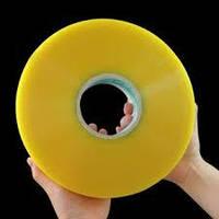 Скотч желтый 990 м, фото 1