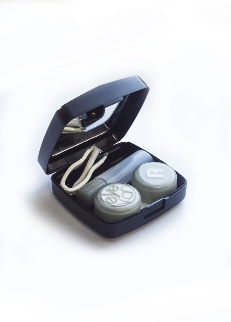 """Дорожній набір для контактних лінз """"3D"""""""