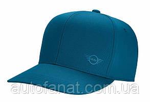 Оригинальная бейсболка MINI Cap Signet, Island (80162460850)
