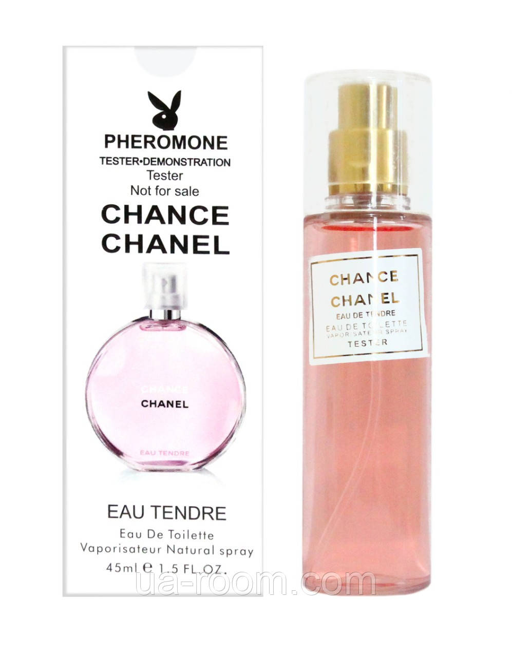Тестер 45 мл. Chanel Chance Tendre