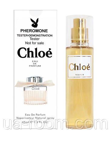 Женский, Тестер 45 мл. Chloe eau de parfume, фото 2