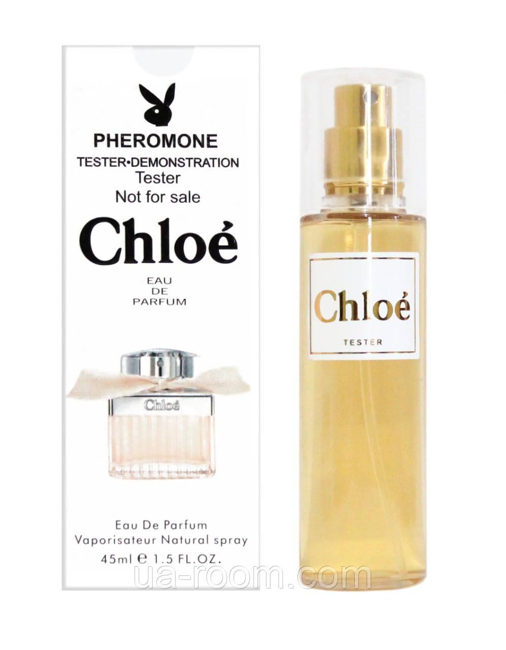 Женский, Тестер 45 мл. Chloe eau de parfume