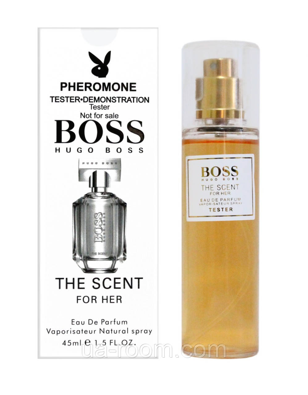 Тестер 45 мл. Hugo Boss The scent for her
