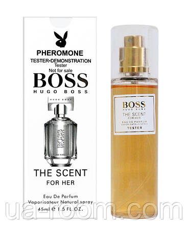 Тестер 45 мл. Hugo Boss The scent for her, фото 2