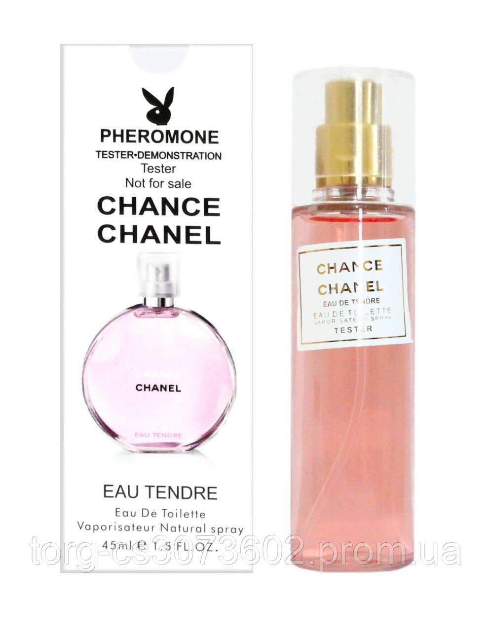 Тестер женский 45 мл. Chanel Chance Tendre