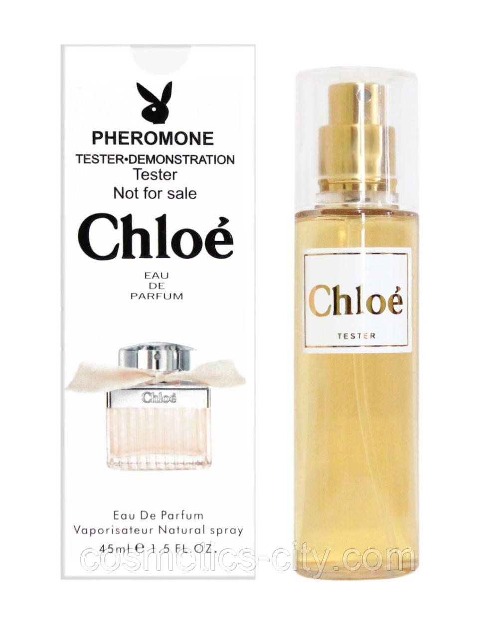 Тестер жіночий 45 мл Chloe eau de parfume