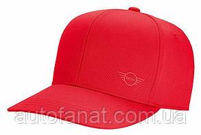 Оригинальная бейсболка MINI Cap Signet, Coral (80162460849)