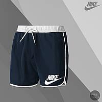 Мужские шорты для купания Nike navy (реплика)