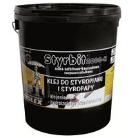 Битумно-каучуковая мастика STYRBIT 2000K, 10кг
