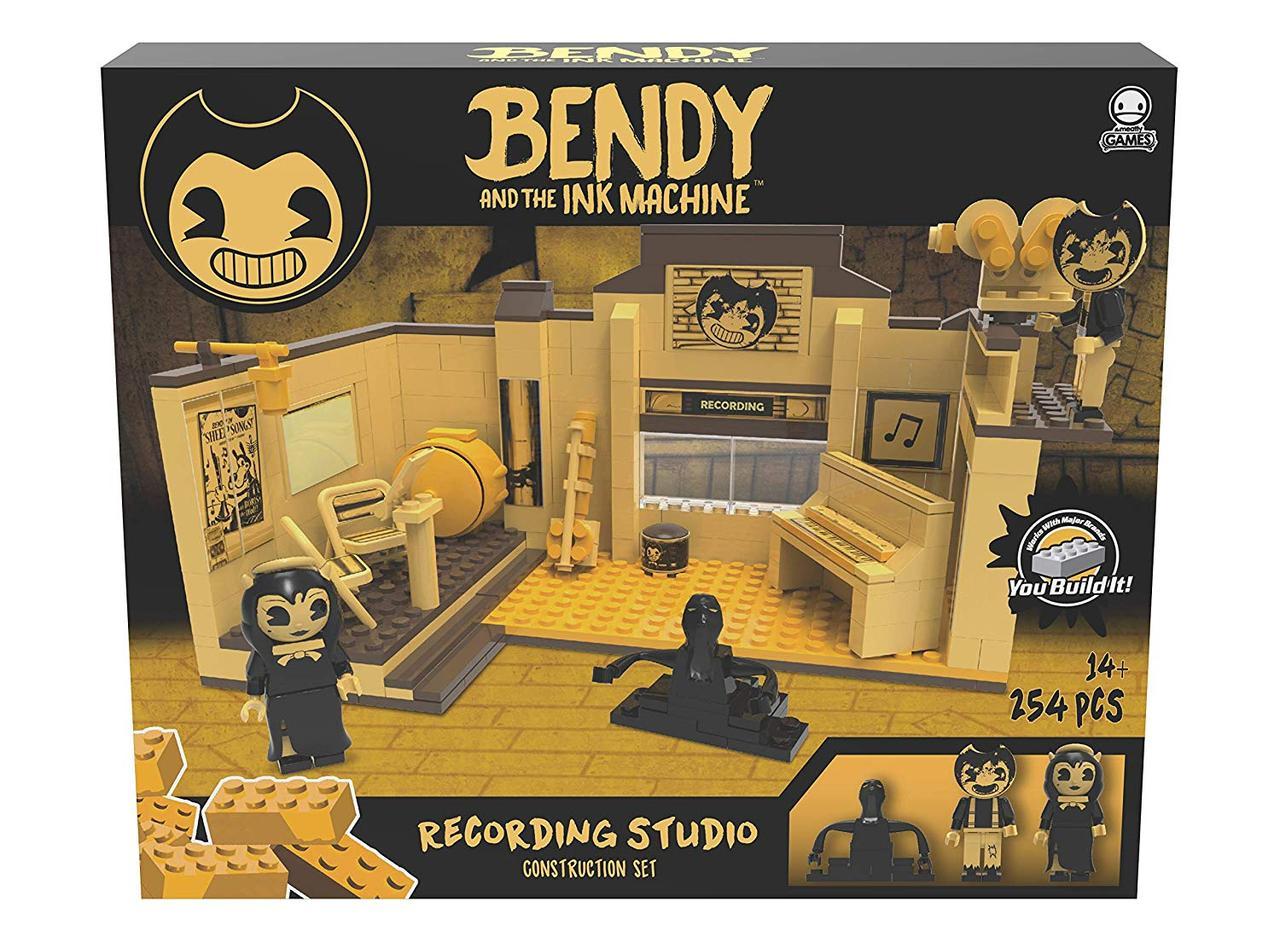 """Конструктор Бенди и чернильная машина Bendy and the Ink Machine """"Студия звукозаписи"""""""