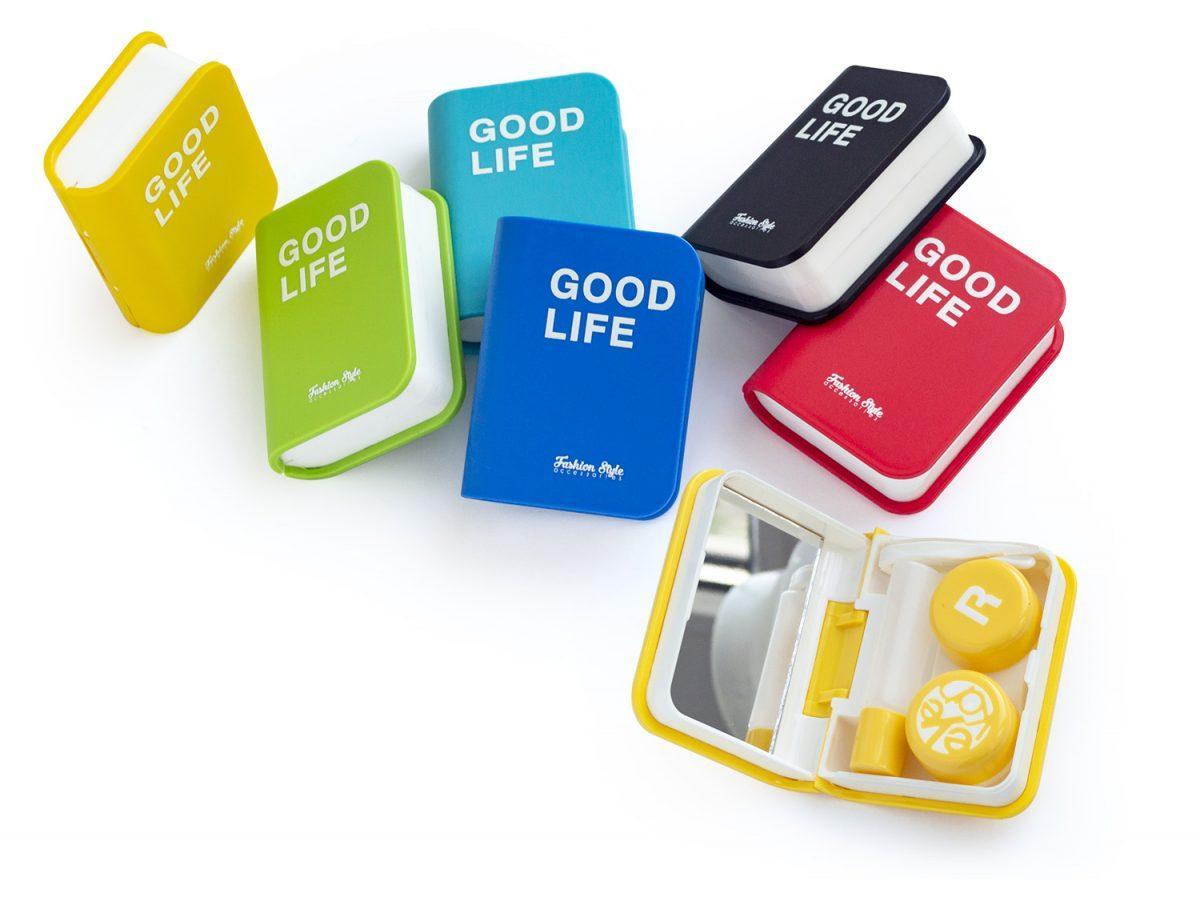 Дорожный набор для контактных линз«Good Life»