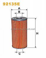 Фильтр масляный MAN (TRUCK) 92135E/OM502 (производство WIX-Filtron) (арт. 92135E), AAHZX