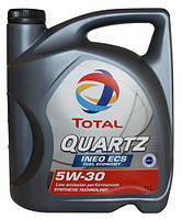 TOTAL QUARTZ INEO ECS 5w-30 5л