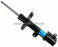 Амортизатор подвески KIA передний  левый  газовый (производство SACHS) (арт. 314013), AGHZX