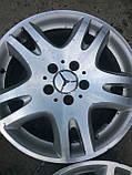 Диски Mercedes  W211 8J×16H2  ET38, фото 5