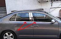 VW Jetta Наружняя окантовка стекол OmsaLine