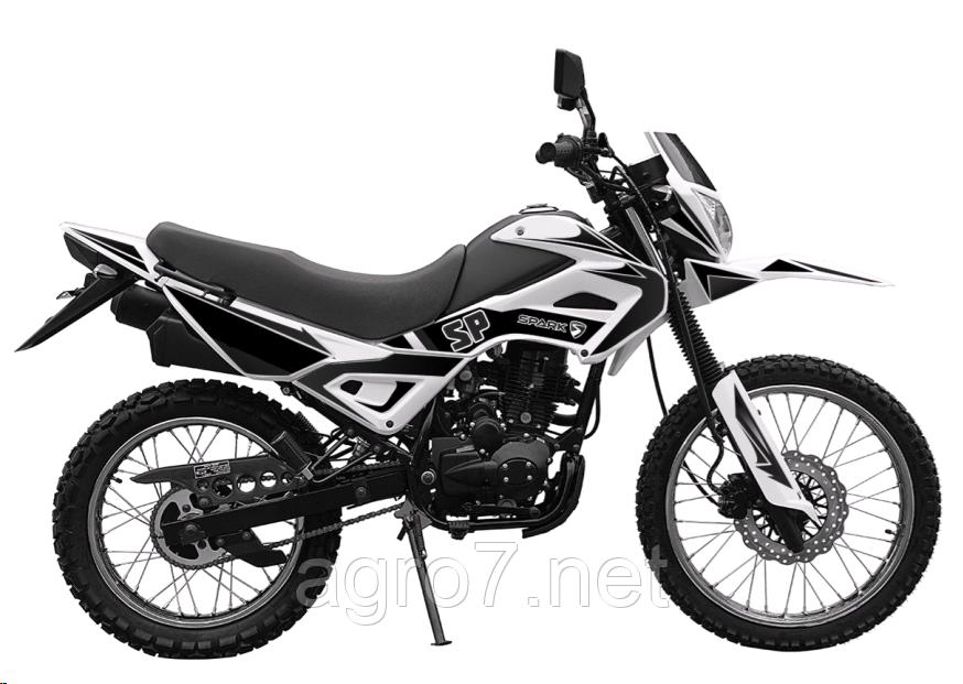 Кроссовый мотоцикл с доставкой SPARK SP200D-1