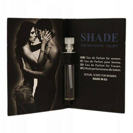 Пробник Shade Pheromone Night, 1 мл , фото 2
