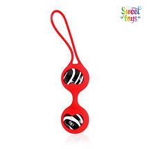 Вагинальные шарики SWEET TOYS, 3,3 см , фото 2