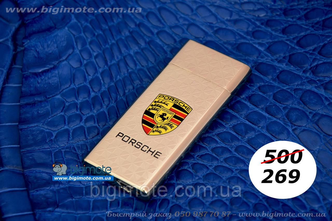 USB.Porschee, Зажигалка, электроимпульсная, електрозажигалка, порше, электрозапальничка