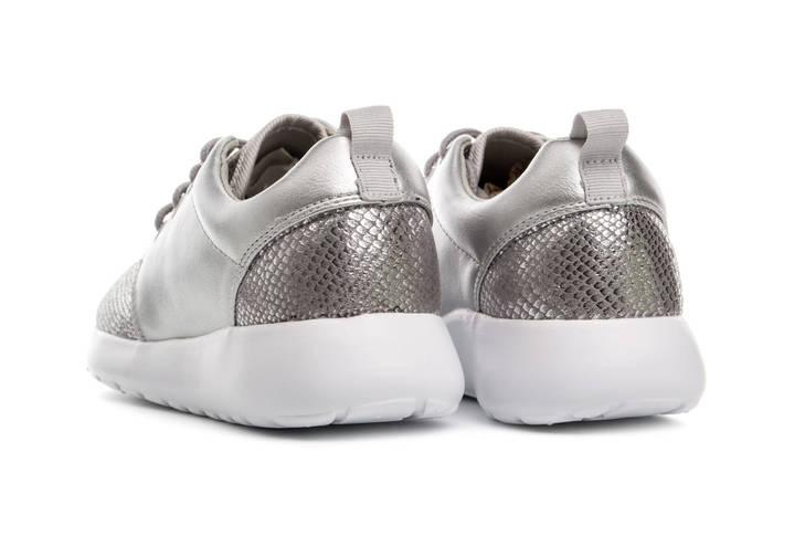 Жіночі кросівки Haidra 40 silvery, фото 3